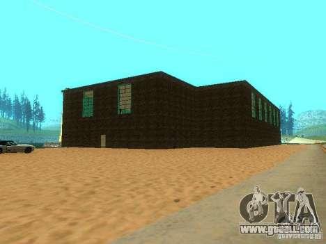 Tricking Gym for GTA San Andreas fifth screenshot