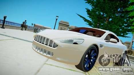 Aston Martin Rapide for GTA 4 right view