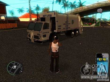 Scavenger of GTA 4 for GTA San Andreas