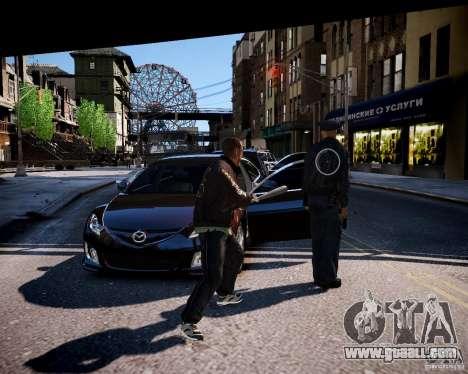 Bad Niko for GTA 4 forth screenshot