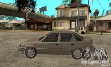 Daewoo Nexia Dohc 2009 for GTA San Andreas left view