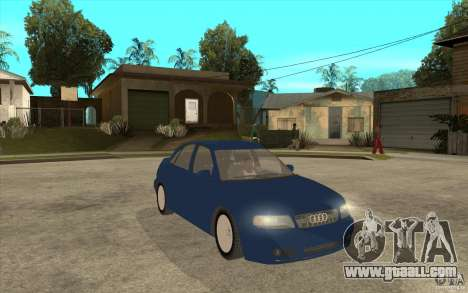 Audi A4 for GTA San Andreas