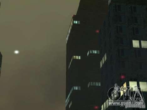 New textures skyscrapers LS for GTA San Andreas seventh screenshot