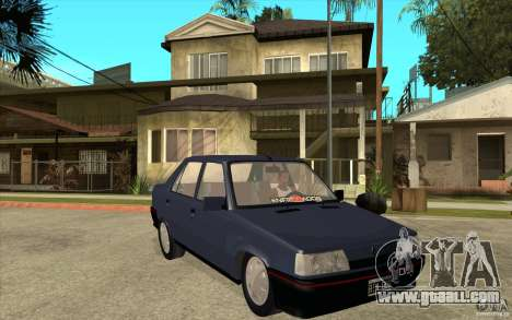 Renault 9 Mod 92 TXE for GTA San Andreas back view