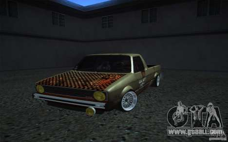 US Army Volkswagen Caddy for GTA San Andreas