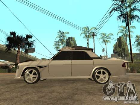 GAZ 3110 for GTA San Andreas