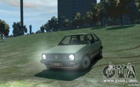 Volkswagen Golf II GTI for GTA 4