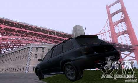ENB Reflection Bump 2 Low Settings for GTA San Andreas second screenshot