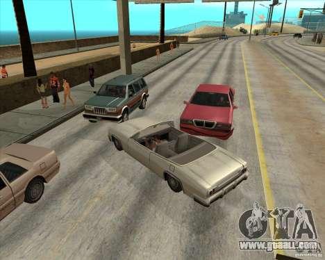 MOD from Jyrki for GTA San Andreas ninth screenshot
