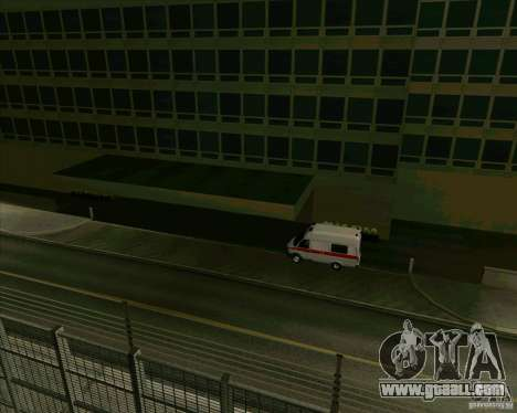 Parked vehicles v2.0 for GTA San Andreas sixth screenshot