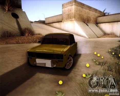 VAZ 2106 drift for GTA San Andreas side view