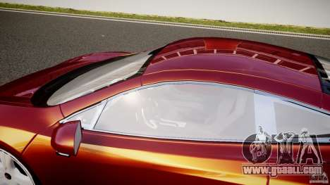 McLaren MP4-12C [EPM] for GTA 4 side view
