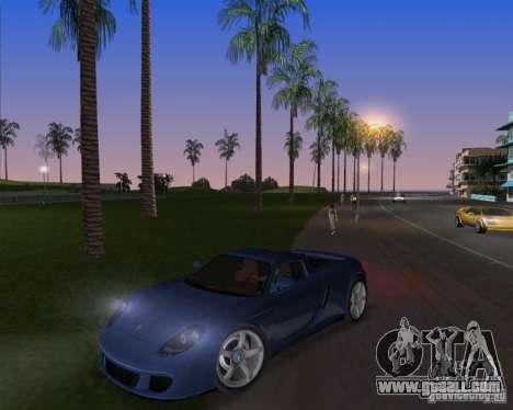 Porsche Carrera GT for GTA Vice City