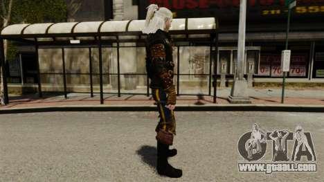 Geralt of Rivia v1 for GTA 4 second screenshot