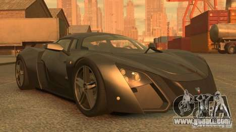 Marussia B2 2012 for GTA 4