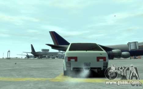 VAZ-2109i Sport for GTA 4 left view