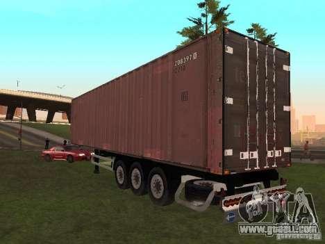 New trailer for GTA San Andreas interior