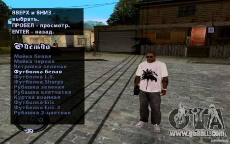 New CJ for GTA San Andreas forth screenshot
