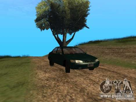 Toyota Camry Arabian Tuning for GTA San Andreas right view