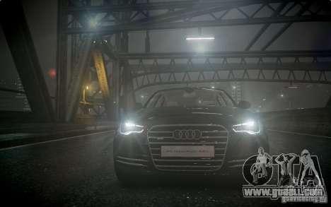 Audi A6L for GTA 4