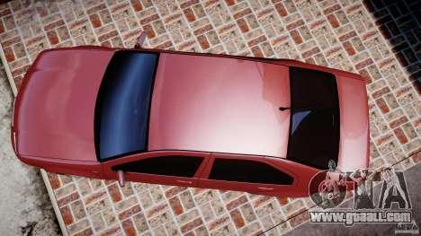Volkswagen Bora for GTA 4 right view