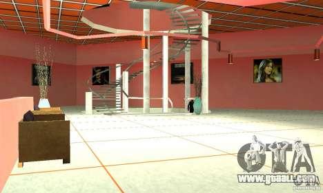 Otto Sport Car for GTA San Andreas fifth screenshot