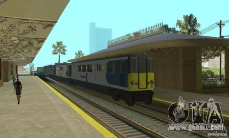 Cerberail Train for GTA San Andreas