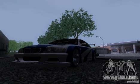ENB Reflection Bump 2 Low Settings for GTA San Andreas forth screenshot