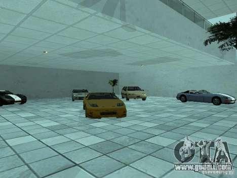 More cars at the motor show in Dougherty for GTA San Andreas third screenshot