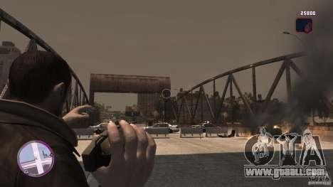 VC Style Radar/HUD (2 skins) for GTA 4 second screenshot