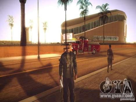 ENB v2 by Tinrion for GTA San Andreas fifth screenshot