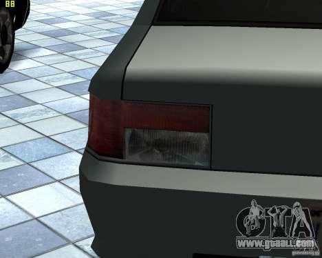 New texture machines for GTA San Andreas forth screenshot