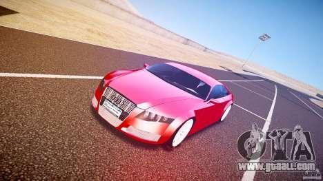 Audi Nuvollari Quattro for GTA 4