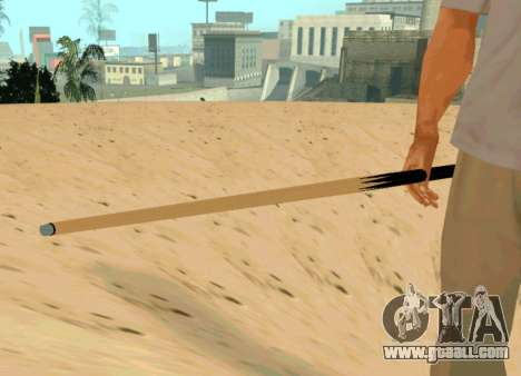 New cue for GTA San Andreas second screenshot