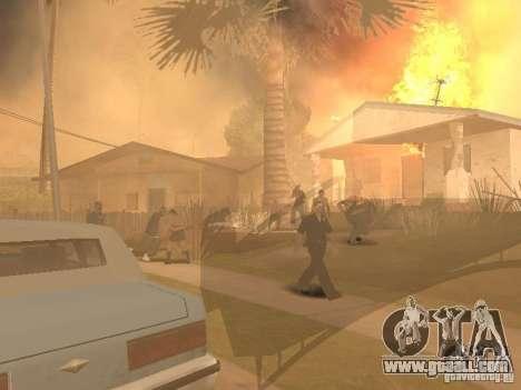 Quake mod [Earthquake] for GTA San Andreas third screenshot