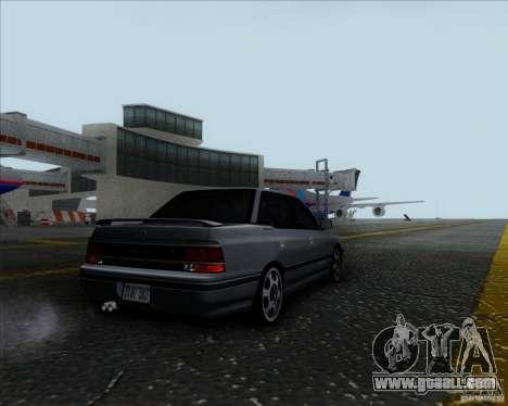 Subaru Legacy RS 1991 for GTA San Andreas left view