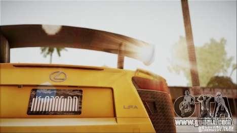 SA_PGNE v1 for GTA San Andreas third screenshot