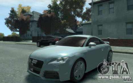 Audi TT-RS for GTA 4