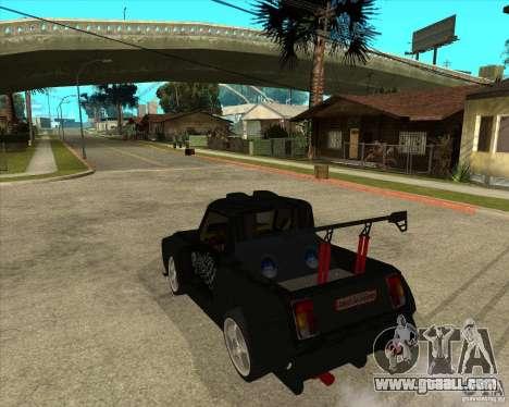 VAZ 2104 volk for GTA San Andreas left view