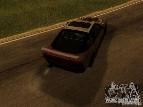 Nissan 240sx Street Drift for GTA San Andreas right view