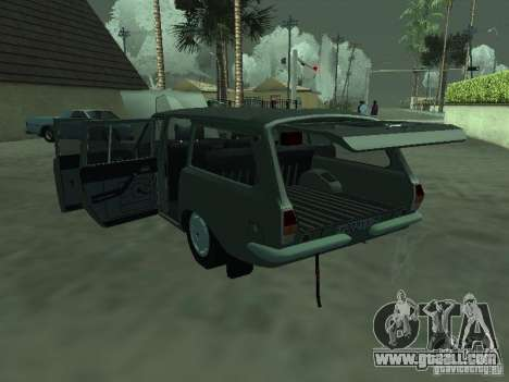 GAZ 24-12 for GTA San Andreas right view
