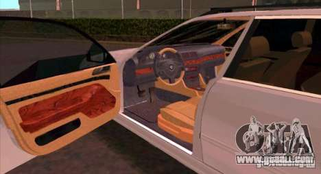 BMW 525 Touring V2 for GTA San Andreas right view