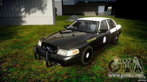 Ford Crown Victoria 2003 CVPI [ELS] for GTA 4