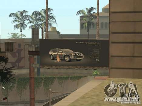 The new velopark in LS for GTA San Andreas fifth screenshot