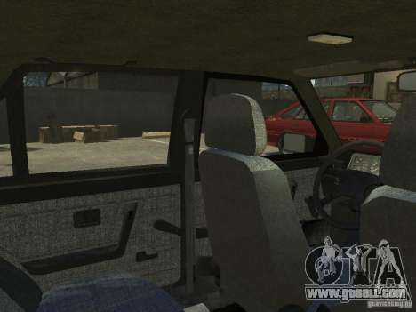 FSO Polonez for GTA 4 interior