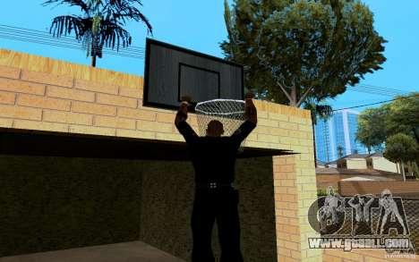 New home Big Robot for GTA San Andreas eighth screenshot