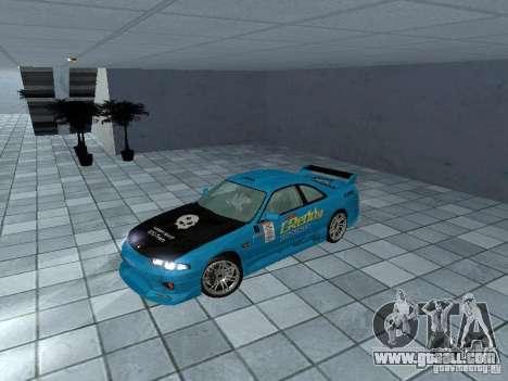 Nissan Skyline R 33 GT-R for GTA San Andreas