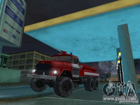 ZIL 131 AC-20 for GTA San Andreas