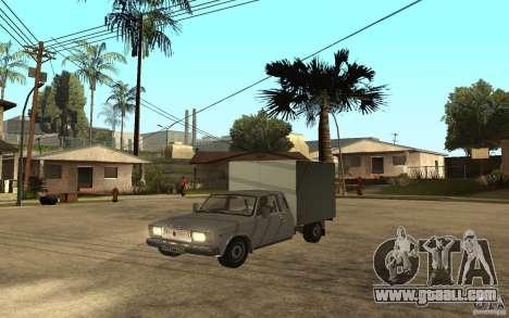 CEP 2345 for GTA San Andreas