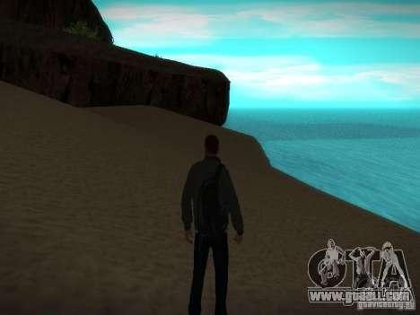 Niko Bellis New Stories for GTA San Andreas ninth screenshot
